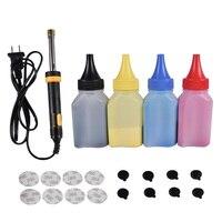 Refill toner Powder cartridge tool kit FOR HP CE310A cartridge LaserJet Pro CP1021 CP1022 CP1023 CP1025 CP1025nw CP1026nw
