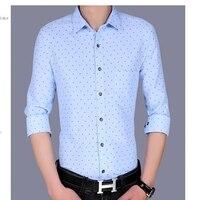 2017 New Arrive Men 95 Cotten Shirts Multiple Color Options Fashion Clothes Shirts For Man