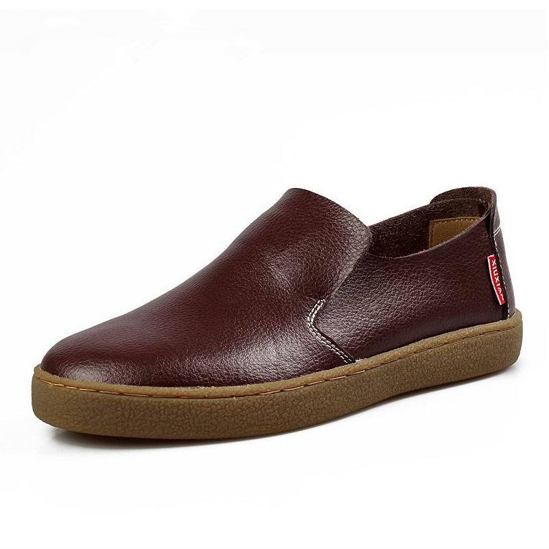 Men Casual Shoes 2016 Fashion Suede Leather