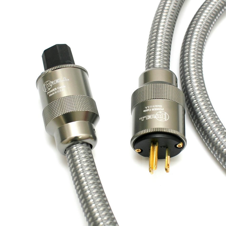 American Kile K fever imported EU power cord power cable hifi American standard audio CD amplifier amp US CA JP power cables silver 10ft acoustic electric guitar cable bass cable amp lead cord amplifier cable audio connection cables