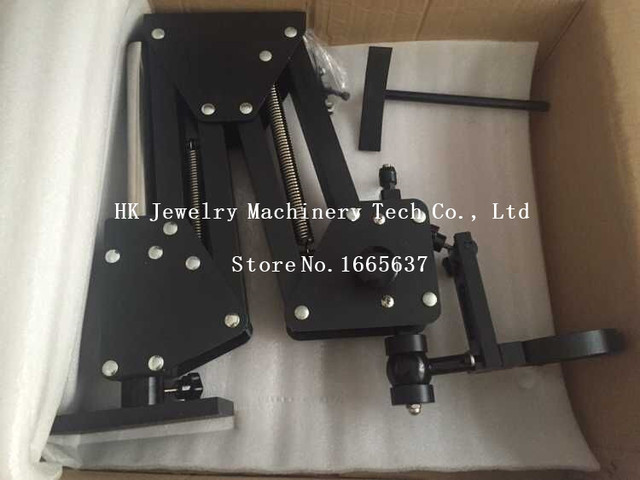 Wholesale Jewelry Tools 84mm Bracket Hole Acrobat Microscope Stand Flexible Microscope Holder