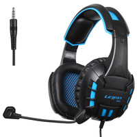 LETTON G10 Pro Gamer Headphones Deep Bass Stereo Gaming Headset With Mic Microphone For IPad Laptop