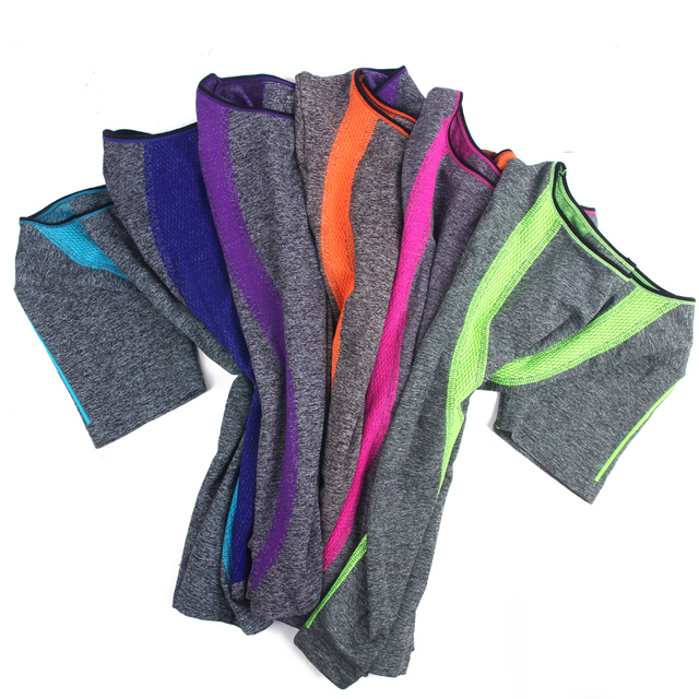 Compression Dry Quick Fitness Tops