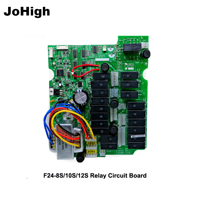 JoHigh Industrial Crane Remote Accessory PCB F24-8S/10S/12S Receiver Main circuit boardJoHigh Industrial Crane Remote Accessory PCB F24-8S/10S/12S Receiver Main circuit board