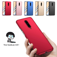 Luxury Case for OnePlus 7 Pro Cover Coque on the One Plus 7Pro 7Plus Shockproof Protective Cases PC Stylish Design Phone Covers