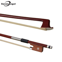 Hot Sale Violin Bow Brazil Wood Jujube Frog Arbor Horsehair Violin Accessories1 8 1 4 1