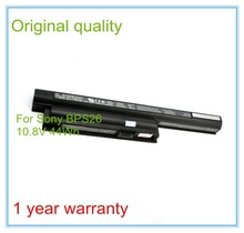 Batería Original para BPS26 VGP-BPL26 VGP-BPS26 VGP-BPS26A SVE141 SVE14A SVE15 SVE17 VPC-CA VPC-CB VPC-EG VPC-EH VPC-EJ