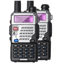 2PCS Baofeng UV-5RE Walkie Talkie UV5RE Ham Radio Dual Band Dual Display Programmable FM 128CH VOX Ham Radio for Hunting Radio