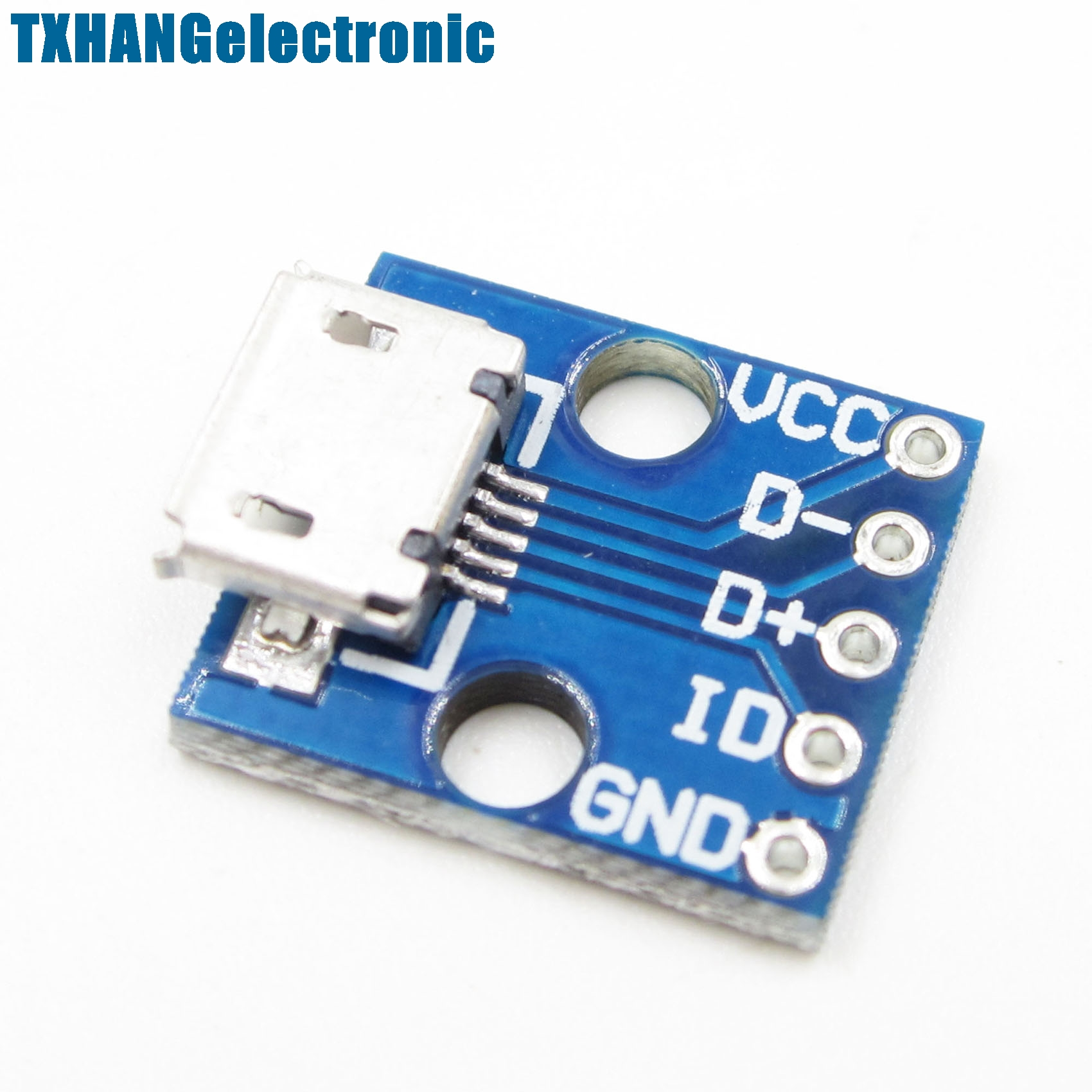 5Stks CJMCU Micro USB Interface Board Power Switch 5V Interface New