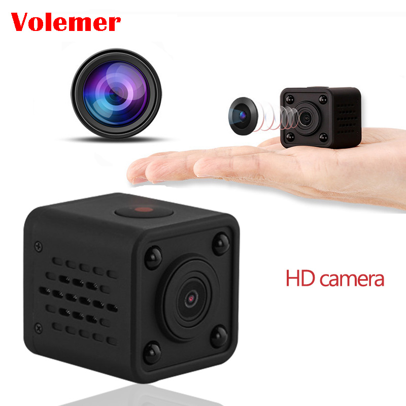 Q9 WiFi Wireless Camcorder Mini Pocket Camera 720P HD Handhold Digital Cameras Portable DV Recorder 120 Degree Angle View Camera oem hd 720p dv 30m 120 2 a7