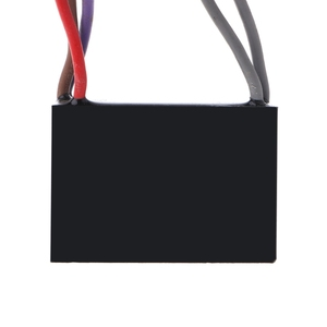 Image 3 - CBB61 Electrical Power Relay Connecting Capacitor 4.5uf+6uf+5uf 250V 5 Wire