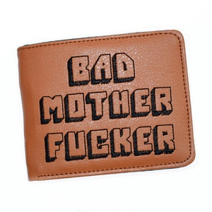 Wallet With Zipper Coin Pocket