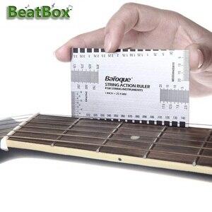 Линейка для струйного действия, барочная гитара, бас, струна тон, инструмент для струйных инструментов