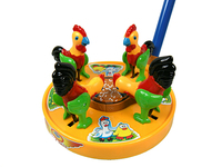 Push The Chicken Peck Rice Toddler Educational Toys Children's Toys