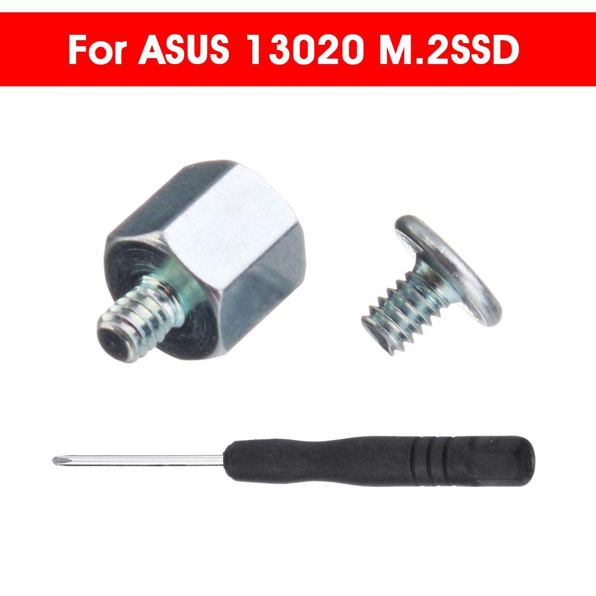 Meigar herramienta de mano destornillador Tornillo de montaje Kit de soporte de tornillos hexagonales accesorios para tuerca para placa base ASUS 13020 M. 2ssd Destornillador    - AliExpress