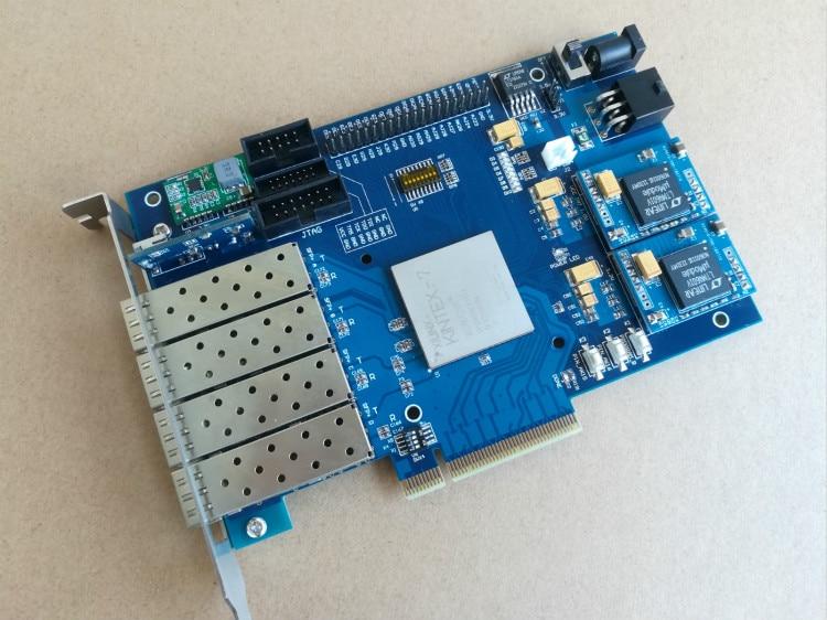 xilinx board xilinx fpga board xilixn fpga development board pcie board Kintex 7 XC7K420T XC7K325T xilinx board electronic system design stm32 development board fpga development board stm32f103vct6 fpga core board