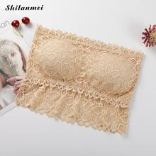 FREE SHIPPING  Lace Tube Top JKP773