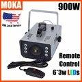 Grande efeito LED 900 W Fog Machine/alta qualidade 900 w Máquina de Fumaça com transporte Rápido