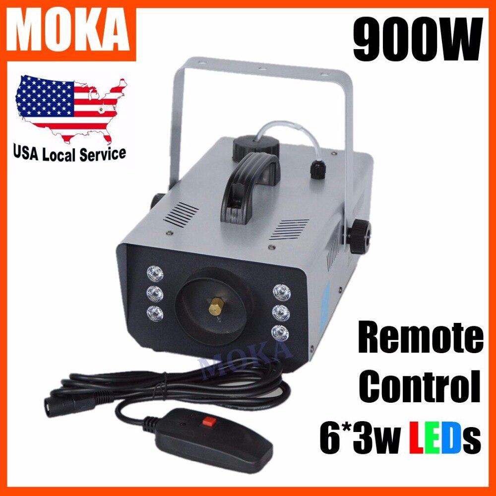 Great effect LED 900W Fog Machine / high quality 900w Smoke Machine with Fast shipping обогреватель triangle 900w