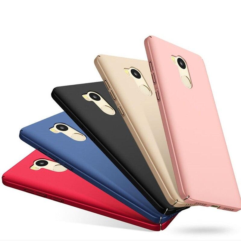LITBOY Xiaomi Redmi 4 Pro Case Xiaomi Redmi 4 Cover PC Plastic Matte Hard Back Cover For Xiomi Redmi4 Pro Prime