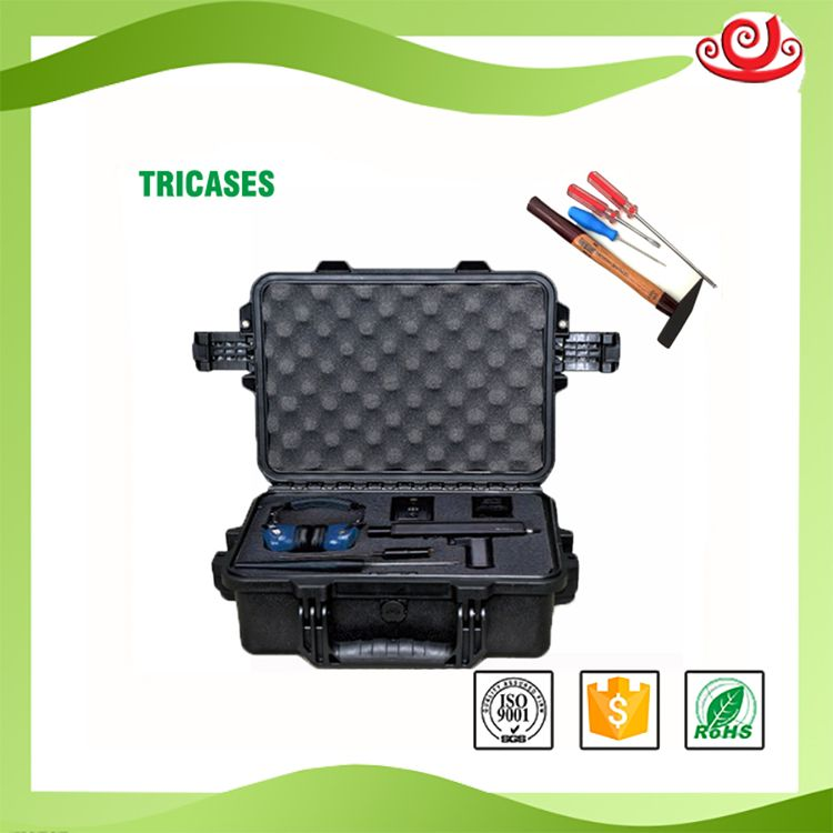 Hot sale! Tricases factory military standard IP67 hard PP plastic Waterproof shookproof Portable small tool case M2200 tricases factory oem odm waterproof hard plastic case profession trolley tool cases m2360