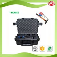 Hot Sale Tricases Factory Military Standard IP67 Hard PP Plastic Waterproof Shookproof Portable Small Tool Case