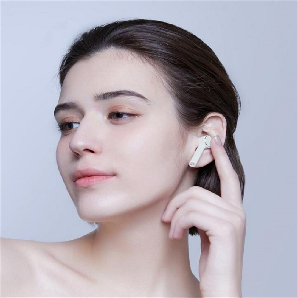 Image 2 - Xiaomi Airdots Pro Bluetooth Earphone Air TWS Headset True Wireless Stereo Smart Touch ANC Auto Pause Tap Control Sport Earbuds-in Bluetooth Earphones & Headphones from Consumer Electronics