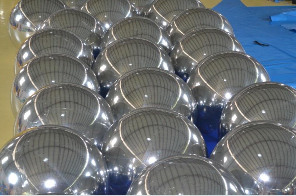 Kleine spiegelkugel fit für ktv, t-station zeigen, party