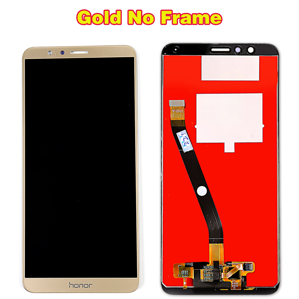 HTB1hFdVRYrpK1RjSZTEq6AWAVXab Huawei Honor 7X BND-L21 BND-L22 BND-L24 5.93 inch LCD display For Mate SE Touch Screen Digitizer Assembly Frame With Free Tools