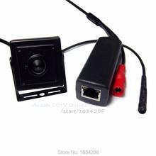 2018 Phone&Audio Support Indoor Micro POE Pin hole Mini Ip Camera Microphone 2MP Onvif Mini Hide 1080P Hd Ip Cctv Security Cam