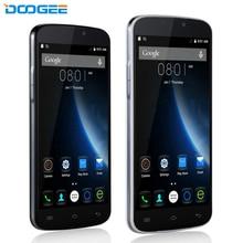 "Original doogee x6 teléfonos celulares 5.5 ""mtk6580 quad-core de $ number megapíxeles cámara de pantalla hd 1 gb ram 8 gb rom android 5.1 os dual sim smartphone"