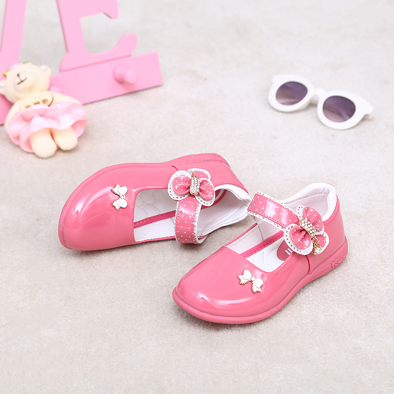 Pdep pretty platform white pu leather shoes flower girl shoes pdep pretty platform white pu leather shoes flower girl shoes wedding pink dress shoes childrens footwear for girls spring in leather shoes from mother mightylinksfo Choice Image