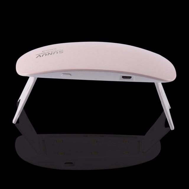 Tienda Online SUNUV Sunmini 6 W Mini Secador de Uñas Portátil Blanco ...