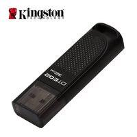 Kingston Pendrive 32GB 64GB 128GB usb 3.1 Pen Drive DTEG2 Cle usb Metal Business Company Vehicle Car usb key pen drive DTEG2