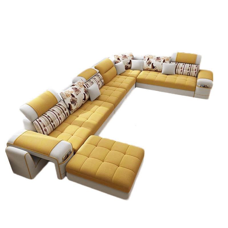 Galleria fotografica Armut Zitzak Futon Meble Fare Salonu Fotel Wypoczynkowy Koltuk Takimi Divano Set Mobili Soggiorno Mobilya Mueble De Sala Divano