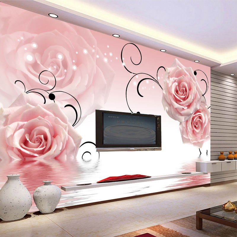 Modern Fish Tank In Living Room Vignette - Living Room Designs ...