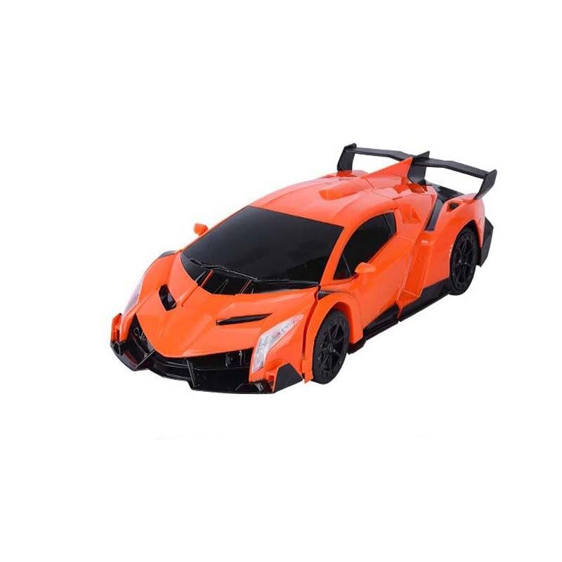Remote Control Toy Gesture Sensor Electric Deformation Car Speaker One Tran