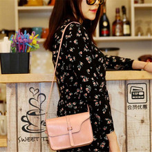 Women Handbag Stylish New Hot Sale Crossbody Shoulder Bag Cute Vintage PU Leather Shoulder Messenger Bags for Women 2019 Bolsas