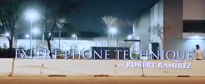 Expert Phone Technique By Robert Ramirez Magic Tricks