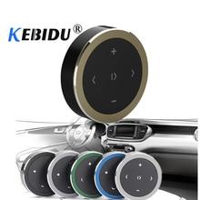 Kebidu Беспроводная bluetooth медиакнопка многофункциональный пульт дистанционного управления с кнопкой CR2032 для автомобильного двигателя