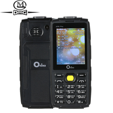 "Oeina XP6 Pro Russische tastatur Quad Sim handy 2,4 ""quad-Band GSM Wireless FM MP3 MP4 FM Bluetooth Kamera handys"