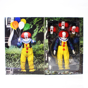 Image 3 - Neca Stephen King S Het Pennywise Pvc Action Figure Collectible Model Toy