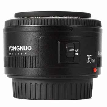 YONGNUO YN35mm F2.0 F2N Lens,YN50mm Lens for Nikon F Mount D7100 D3200 D3300 D3100 D5100 D90 DSLR Camera,for Canon DSLR Camera - DISCOUNT ITEM  14% OFF All Category