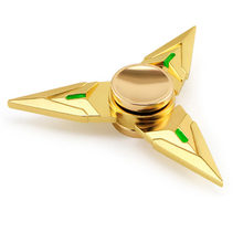 2017 Dazzle, Cool Fidget Toys Pattern Hand Spiner Kirsite Fidget Spinner For Autism and ADHD Kids/Adult Anti Stress Wheels