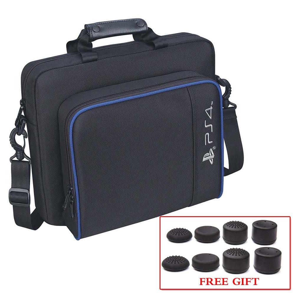 Diszipliniert Ps4 Lagerung Tasche Reise Schutzhülle Handtasche Schulter Tasche Für Ps4/ps4 Pro Slim Playstation 4 Pro Konsole Lagerung Paket Unterhaltungselektronik Taschen