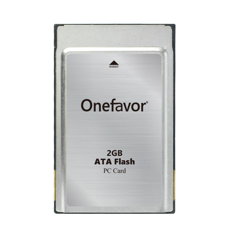New!!! Onefavor 2GB ATA Flash Card 2G  PCMCIA PC Card Memory Card-in Memory Cards from Computer & Office