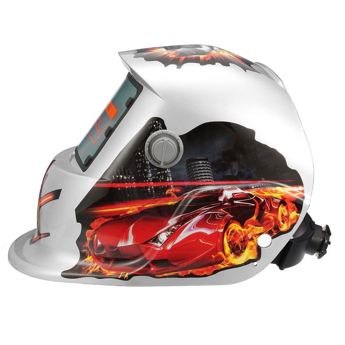Hot sale Solar Auto Darkening Welding Welders Helmet Tig Mask Grinding Welder Masks cnim hot auto darkening welding helmet