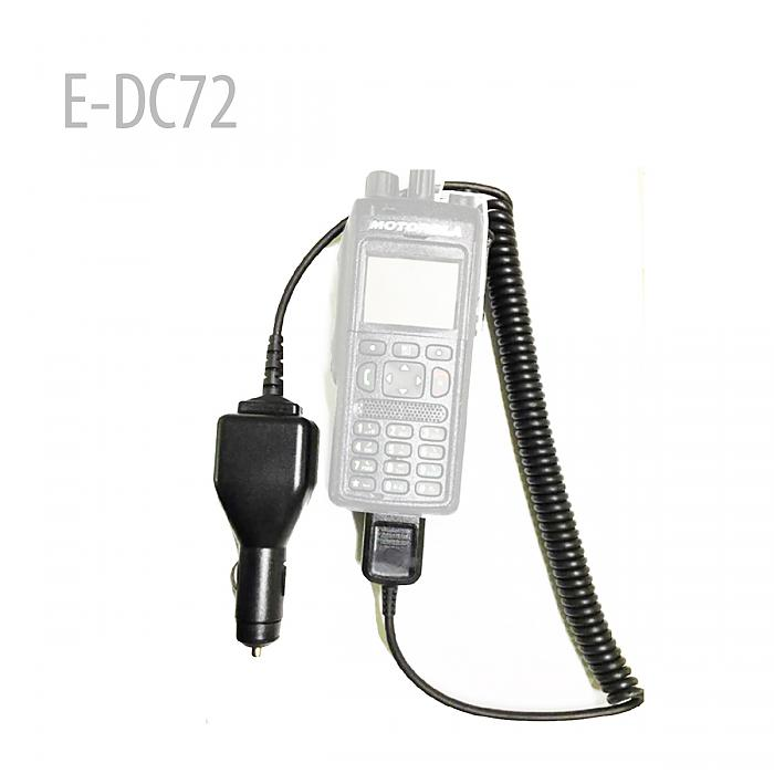 Car Charger For MTP3150 MTP3250 MTP3100 MTP3200 Motorola Radio