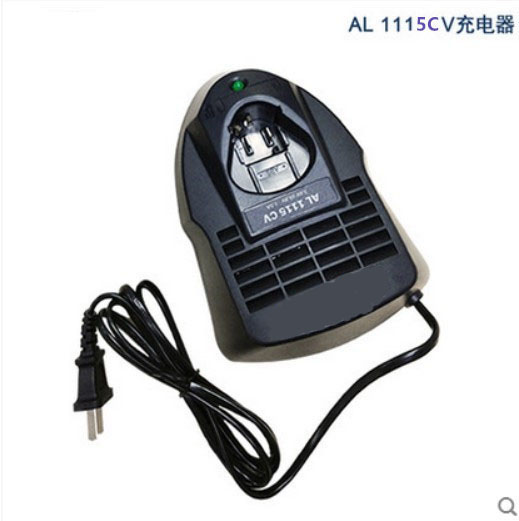AL1115CV Li-ion Battery Charger For Bosch Electrical Drill 10.8V Power Tool Li-ion Battery TSR1080 GSR10.8-2 GSA10.8V GWI10.8V