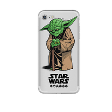 Star Wars Silicone Clear iPhone Case